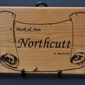 e45601f4e25 Laser-engraved Cutting Boards – MarkAnn Woodcrafts